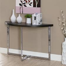 corner foyer table. Image Of: Metal Foyer Table Ideas Corner B