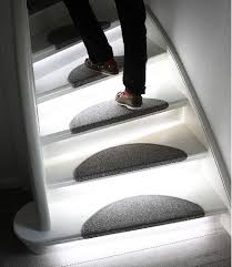 automatic led stair lighting. interactive furniture has developed the automatic ledstairlight led3 led stair lighting