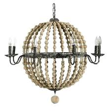 round metal chandelier round wood beaded chandelier crystal chandelier metal candle holder centerpiece