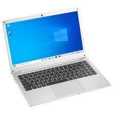 PIPO W14 Dizüstü Bilgisayar 14 İnç 8G RAM 128GB eMMC 512G SSD Gümüş