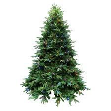 amazoncom gki bethlehem lighting pre lit. Indoor Pre-Lit LED Splendor Spruce Artificial Christmas Tree With Remote And 49 Lighting Combinations-2245001HO At The Home Depot Amazoncom Gki Bethlehem Pre Lit