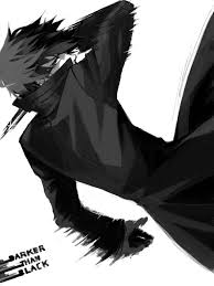 Tap on the picture, and hold your finger down. Darker Than Black Zerochan Anime Image Board