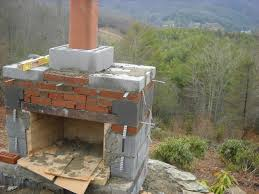 building outdoor fireplace with cinder blocks best paint for interior check more at 16 fireplace