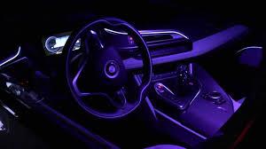 bmw i8 interior at night. bmw i8 interior illumination light design innenraum lichtdesign beleuchtung youtube bmw at night w