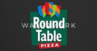 round table pizza trucker cap