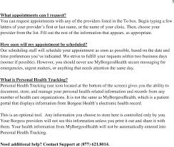 My Borgess Health Chart Frequently Asked Questions Pdf Free Download