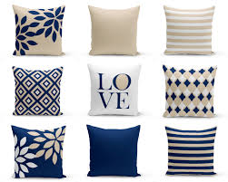 navy throw pillows. Simple Navy Zoom Intended Navy Throw Pillows I