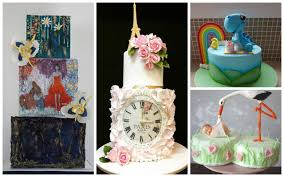 Competition Artist Of The Worlds Most Beautiful Cake