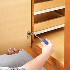 cabinet door replacements attach the new door using the existing holes in the cabinet face frame kitchen cabinet door repair cost