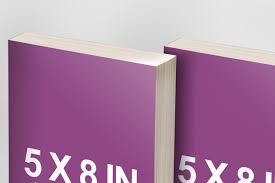 multi paperback book bundle promo template mockup psd