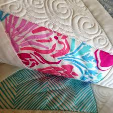 Weekend Sewing & Sales | A Quilting Life - a quilt blog & The first Paradiso quilt for market has been quilted and some king-sized  binding will be happening soon. Although it's a little crazy here this  weekend, ... Adamdwight.com