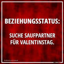 Beziehungsstatus Suche Saufpartner Für Valentinstag Facebook