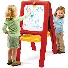 child art desk rooms step2 easel for two com