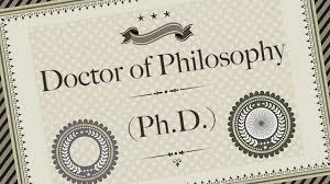 Phd Degree Fast Track Phd Degree Join Doctorate Degree 2018 Career Counseling