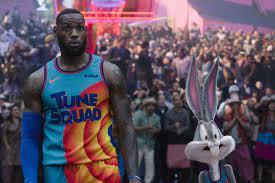 "Space Jam 2,"" starring LeBron James ..."