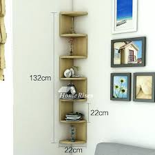 kitchen shelf unit wall mounted kitchen shelves corner wooden decorative black red blue shelving unit wall