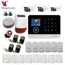 Wholesale <b>YobangSecurity</b> Intruder Alarm <b>System Wifi</b> GSM GPRS ...