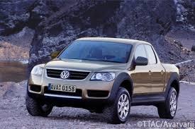 TTAC Photochop: VW Pickup Truck