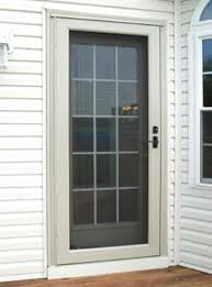 extruded aluminum frame and tempered safety glass equips our storm doors with the strength needed in louisiana s harsh climate
