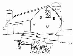 Barn Coloring Pages To Print 2019 Wallpaper Art Hd