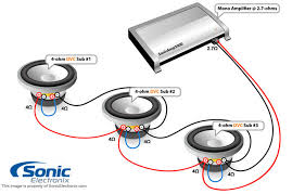 3 subs dvc 4 ohm mono at subwoofer wiring diagram 4 ohm wiring dvc subwoofer wiring diagram mono amp 3 subs dvc 4 ohm mono at subwoofer wiring diagram 4 ohm