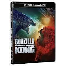 Godzilla vs. Kong / ก็อดซิลล่า ปะทะ คอง [4K Ultra HD+Blu-Ray]  (FullSlipCover) (ไม่มีเสียงและซับไทย) *แผ่นแท้