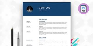 free resume template design ultimate collection of free resume templates css author