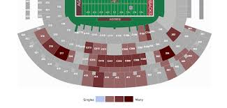 Tamu Football Seating Chart How To Find Cheapest Arkansas Vs Texas A M Southwest