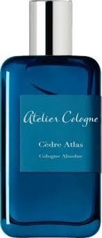 <b>Atelier Cologne Cedre Atlas</b> EdP 100ml in duty-free at airport Koltsovo
