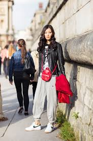 leather jackets for women street style inspiration 2