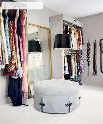 bedroom closet turn a spare room into a glam dressing room