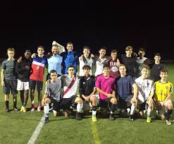 Coach Anthony Latronica Session with SFC Boys | Premier Soccer Club | SFC  New England