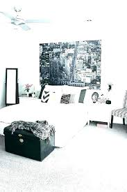 Teal Black And White Bedroom Gold Room Decor Ideas Enchanting ...