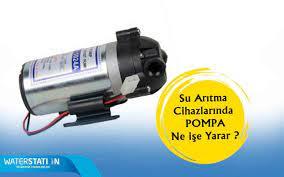 Su Artıma Cihazı Pompası