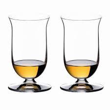 riedel glasses vinum single malt whisky 2 pcs set