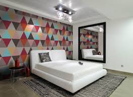 Bedroom Designs Wallpaper Custom Design Ideas