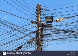 way switch wiring diagram 3 way switch wiring diagram vinyl Post Light Wiring Diagram a street lamp post with many electrical cables that run in different directions on blue sky lamp post light sensor wiring diagram