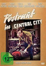 POSTRAUB IN CENTRAL City (The Road to Denver) DVD *NEU*OVP* - EUR 15,95    PicClick DE