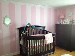 pink baby furniture. valentinau0027s pink and light striped nursery dark furniture white baroque accents baby f