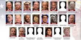 The Trump Cabinet - Rise of the Oligarchs » vibinc