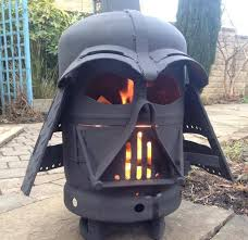 garden fire pit. Everyone\u0027s Losing Their Sh*t Over This Darth Vader Fire Pit Garden