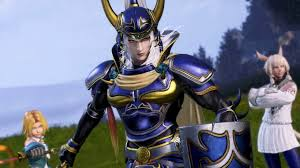 Dissidia Final Fantasy Nt Now Has A Free Edition On The