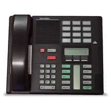 how to install a nortel meridian 6 x 16 phone system nortel norstar meridian m7310 display system phone blk