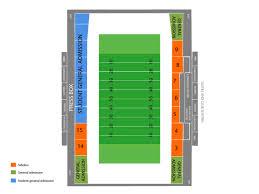 Eastern Washington Football Seating Chart Derbybox Com Eastern Washington Eagles At Idaho Vandals
