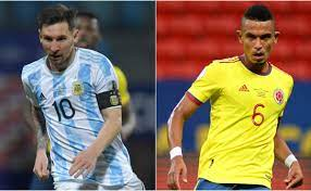 Argentina vs Colombia: Confirmed ...