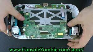 wii u controller teardown disassembly opening and reassembly wii u controller teardown disassembly opening and reassembly consolezombie