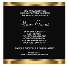 36 Party Invitation Designs Psd Ai Free Premium Templates