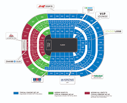 Final Four Seating Chart Seating Charts Amalie Arena