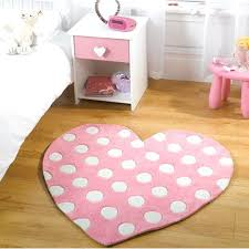 heart shaped rugs stunning pink rug girl s and white decoration cozy marvelous 3 target pertaining to 6 from hot