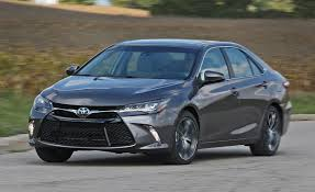 2017 Toyota Camry XSE V-6 Test – Review – Car and Driver